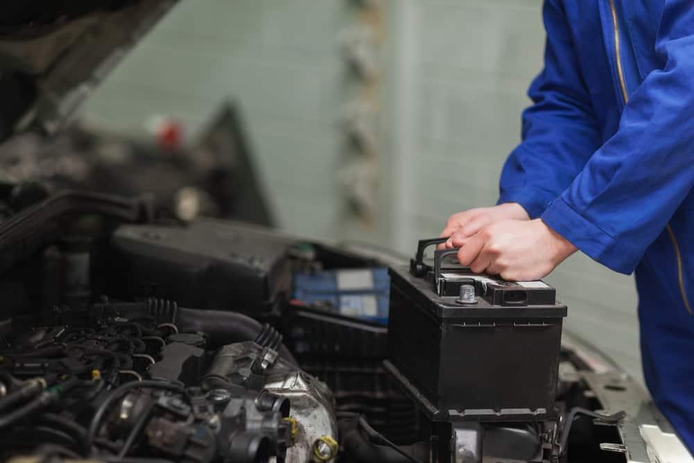 Kako napuniti akumulator